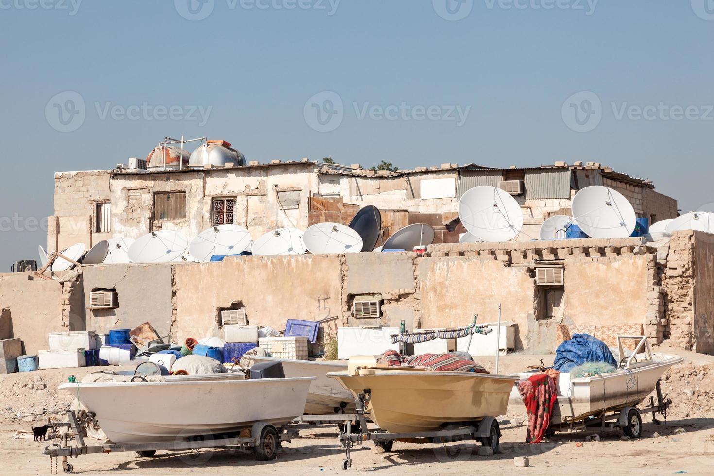 Wohnhaus in Kuwait foto