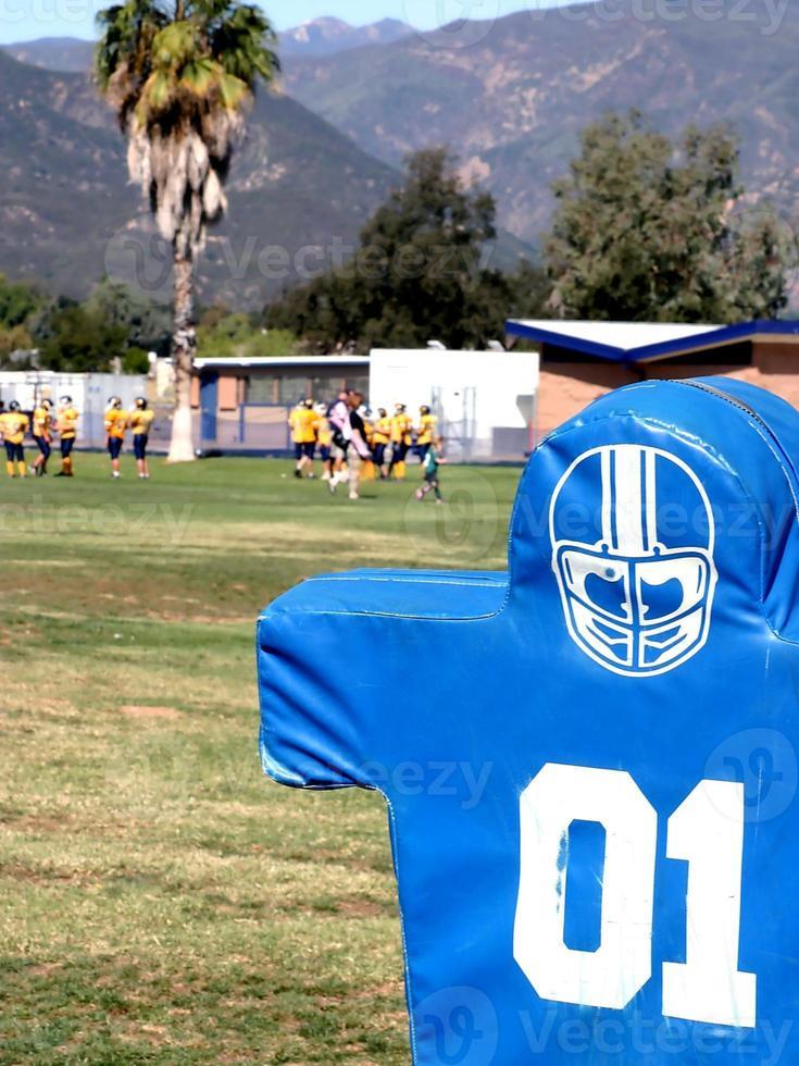 Fußballpuppe foto