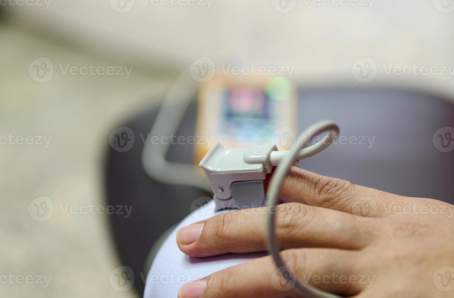 medizinische Geräte und Sauerstoff foto