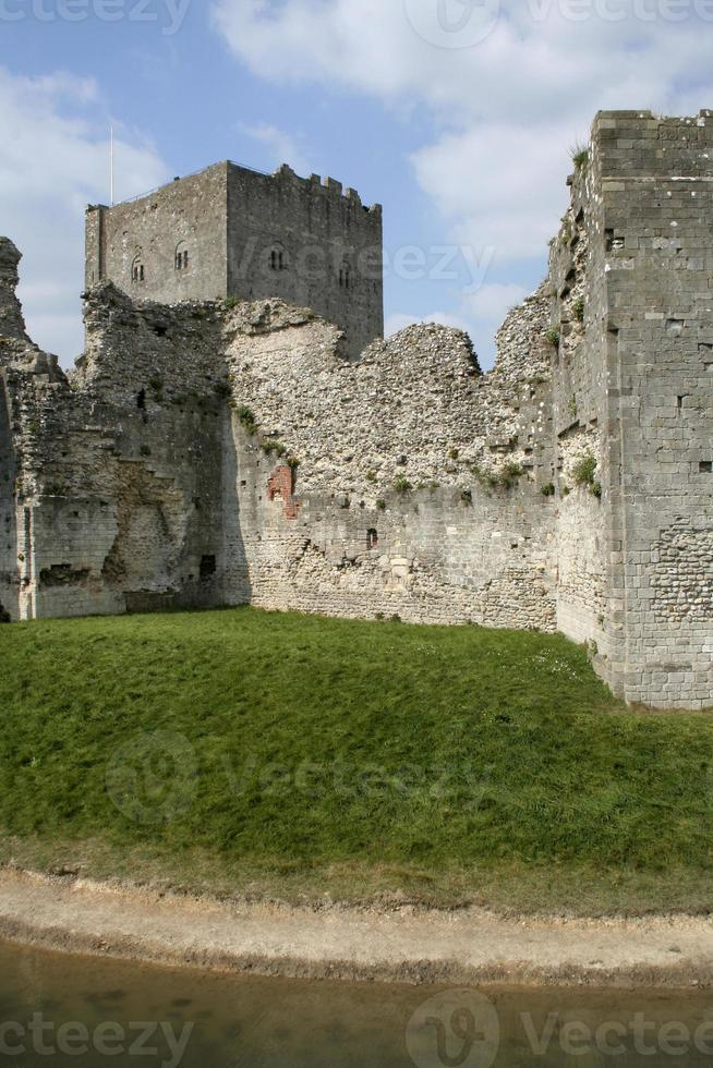 Mittelalterliche Burg foto