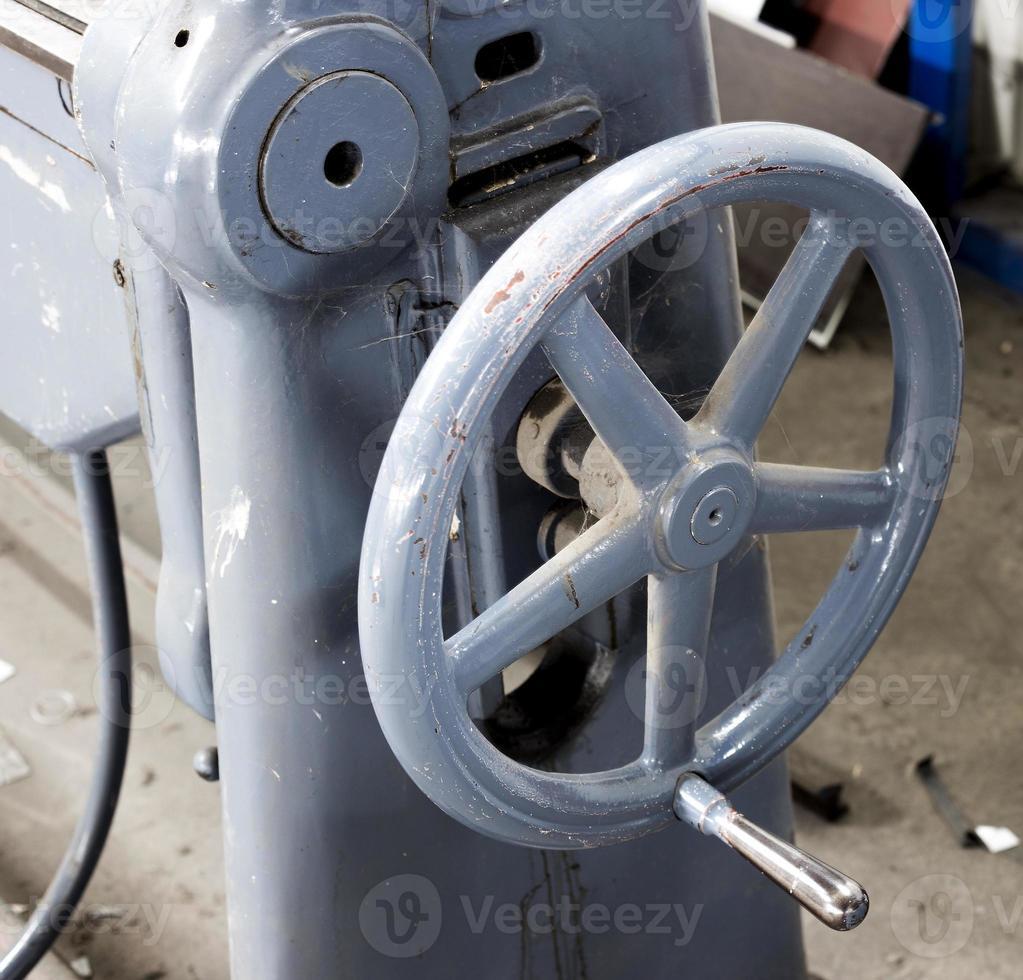 alte Maschine foto