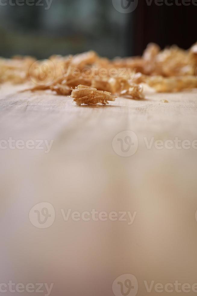 Speichenhaube Sapele Hartholzplatten-Späne foto