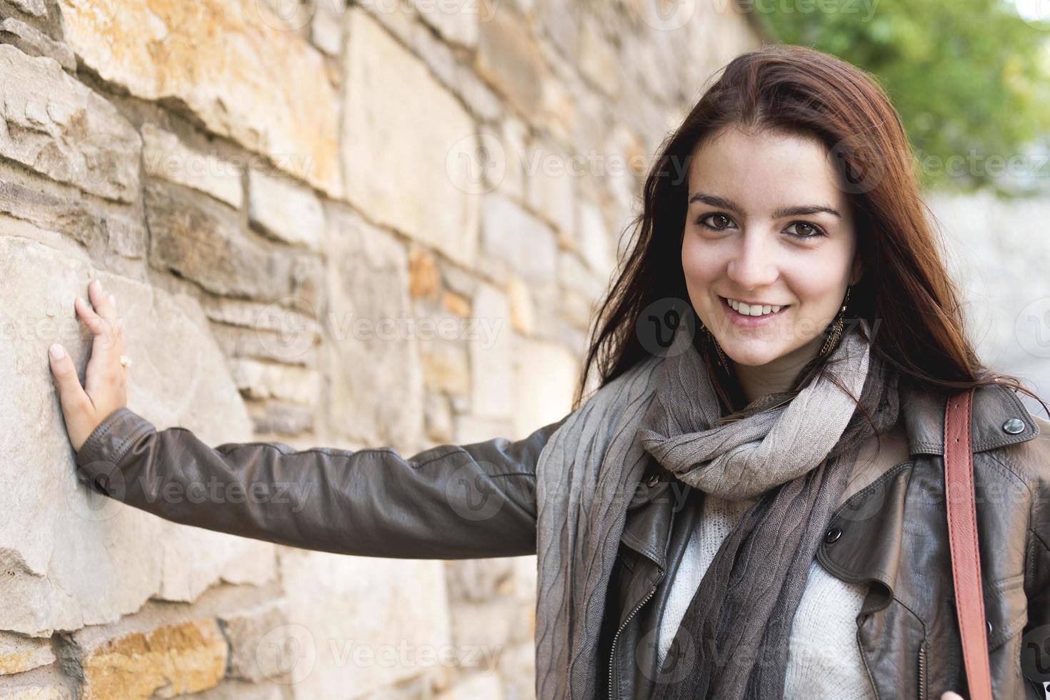 Teenager-Handtasche foto