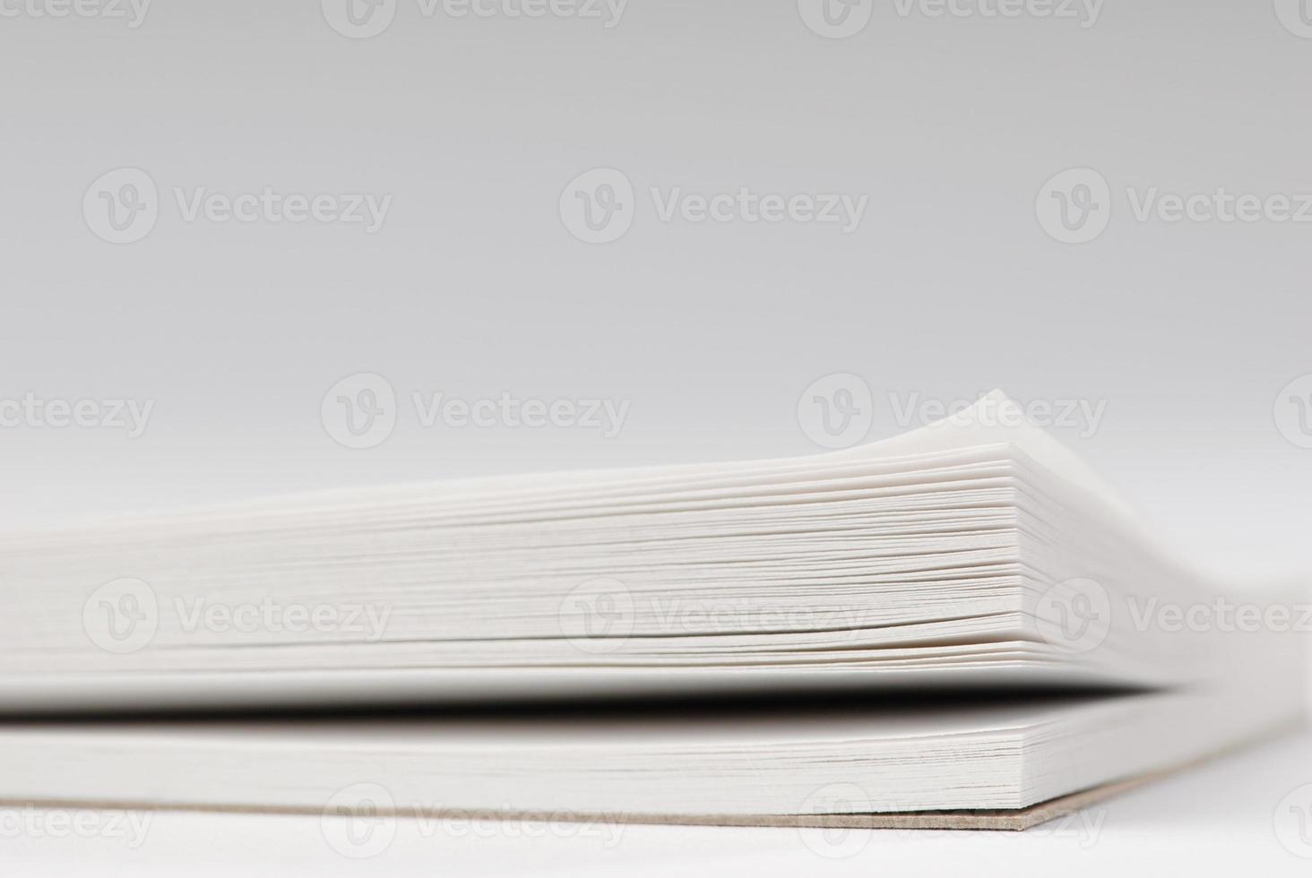 Schreibblock Hintergrund foto