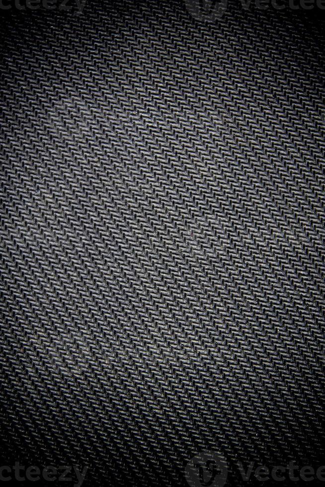 schwarzer Gummimusterhintergrund. foto