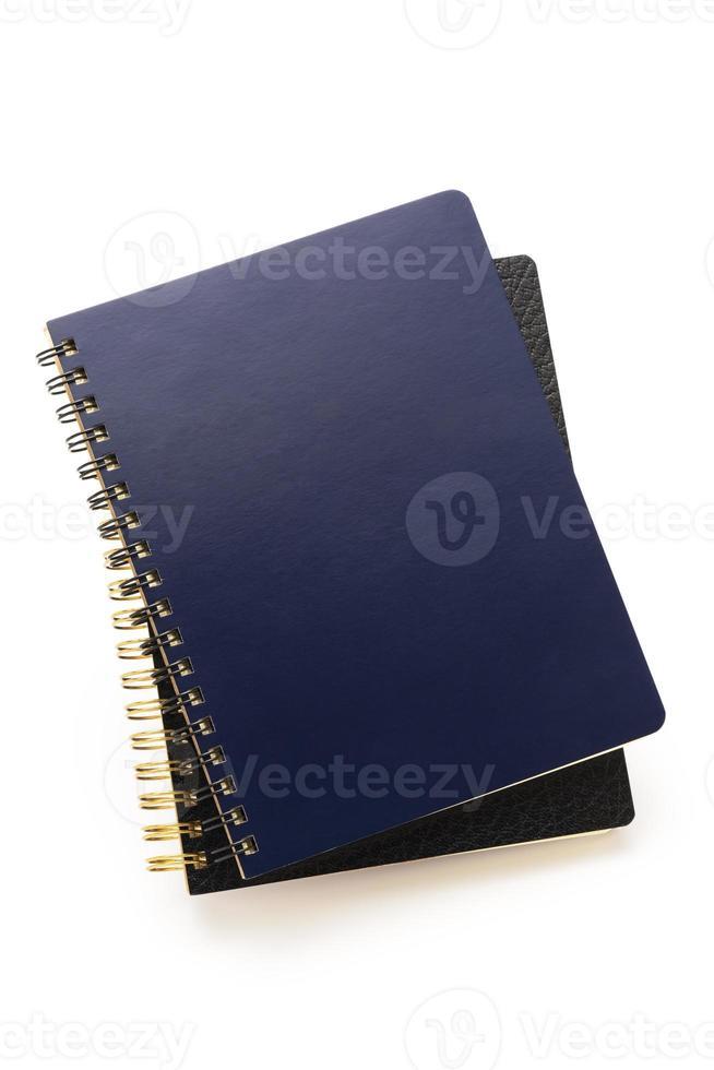 Notizbücher. foto