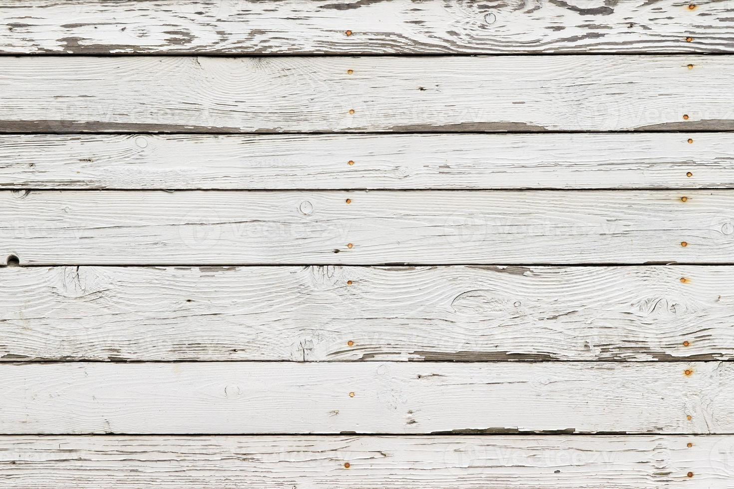die weiße Holzstruktur mit natürlichem Musterhintergrund foto