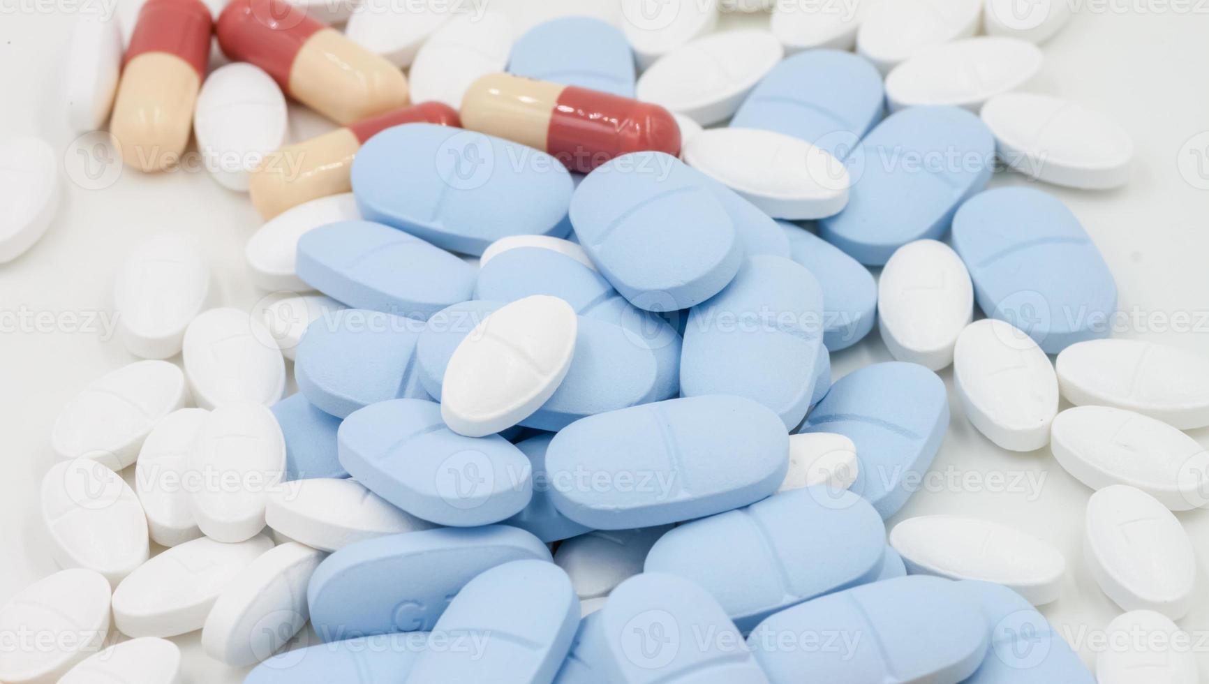 Tabletten Apotheke Medizin Medizin foto