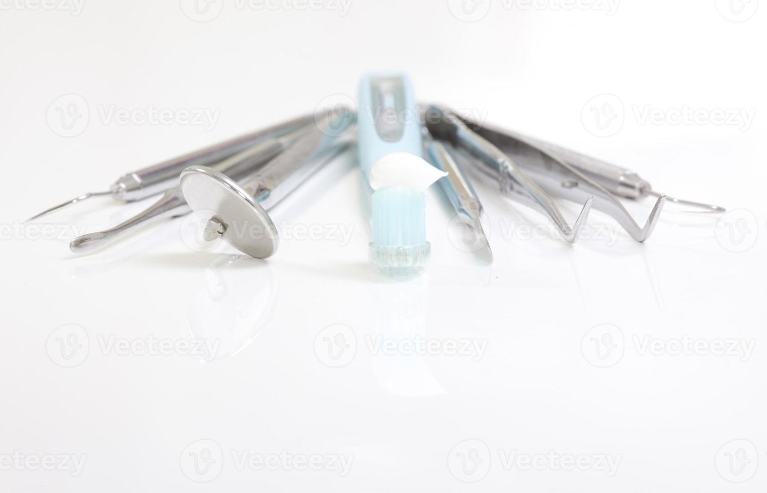 Zahngesundheitspflege foto