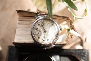 Zeit, Konzept zu lernen. foto