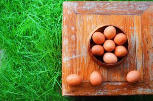 Eier foto