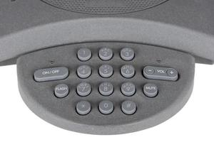 Polycom Freisprech-Konferenztelefon foto