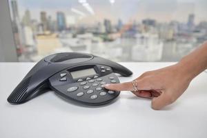IP-Telefon für die Konferenz