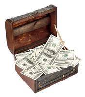 USA-Dollar foto