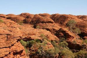 Kings Canyon National Park, Australien foto