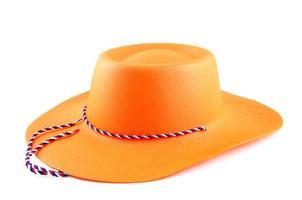 orange Kopf foto