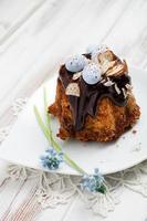 Ostern Bundt Kuchen foto
