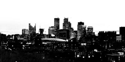 Minneapolis hoher Kontrast