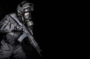 russische Spezialeinheiten foto