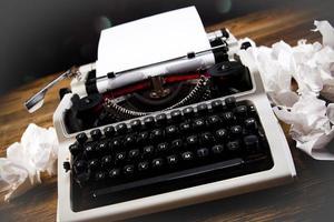 Schreibmaschine foto