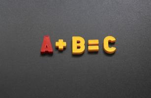 Gleichung foto