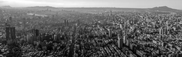 Taipei Panorama foto