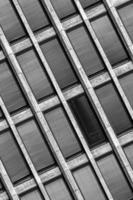 moderne Fenster. abstrakt foto