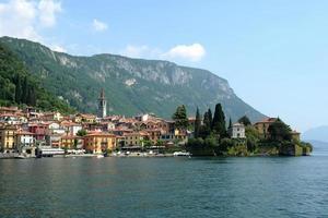Varenna und Lake Como foto