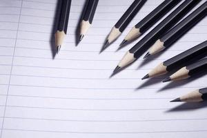 Bleistift foto