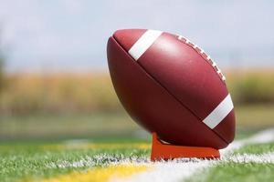 American Football startet zum Anpfiff