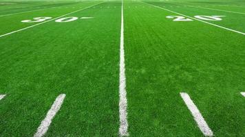 Fußballfeld Hintergrund foto