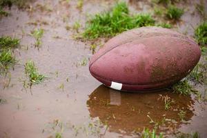 klassischer Fußball foto