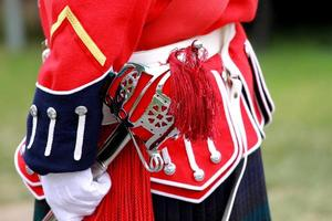 englische Uniform