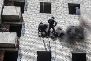 Swat-Angriffsoperation foto