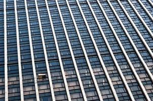 moderne Gebäudefassade foto