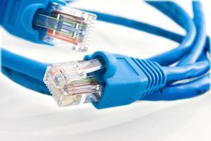 Netzwerkkabel rj45 foto