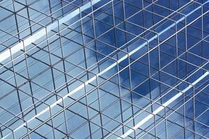 moderner architektonischer Hintergrund foto