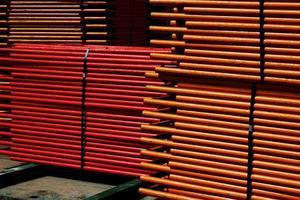 Stahlfarben foto