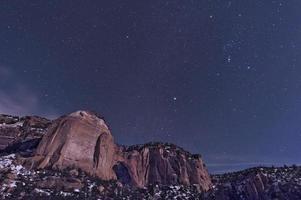 La Ventana Bogen mit Orion foto