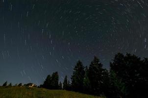 kurze Sternentrais