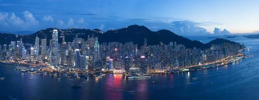 Hong Kong Stadt foto