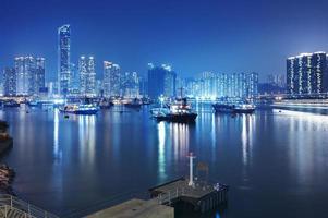 Hong Kong Stadtbild foto