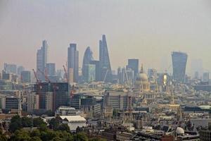London Skyline foto