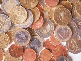 Euro-Münze foto