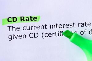 CD-Rate foto