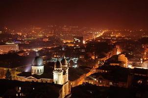 Nacht lviv foto