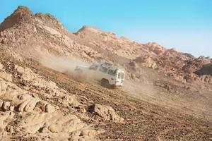 Wüstensafari foto