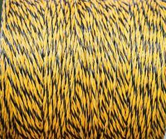 industrieller Kabelbinder foto