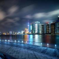 Platz in Shanghai foto