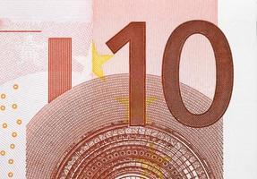 zehn Euro foto